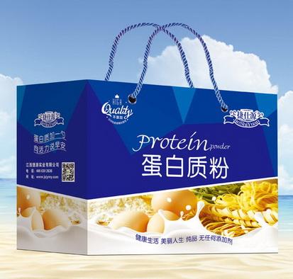 蛋白质粉-礼盒